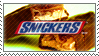 Snickers Stamp