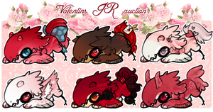 JR's valentine auction- CLSOED by Simonetry