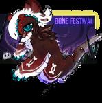Bone Festival JR- auction closed (HSpecial)