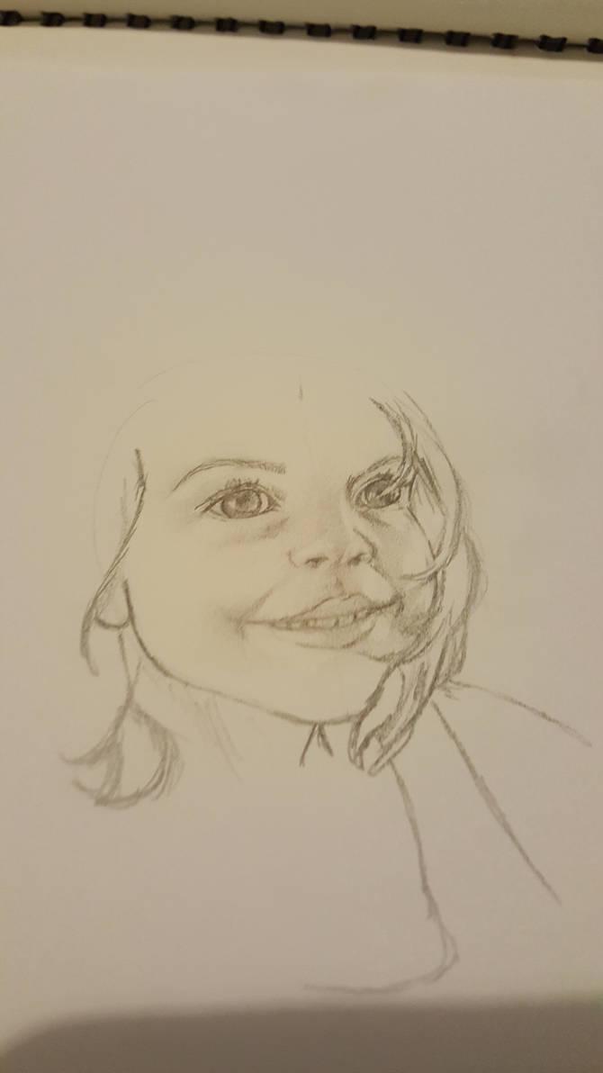 Claire smile