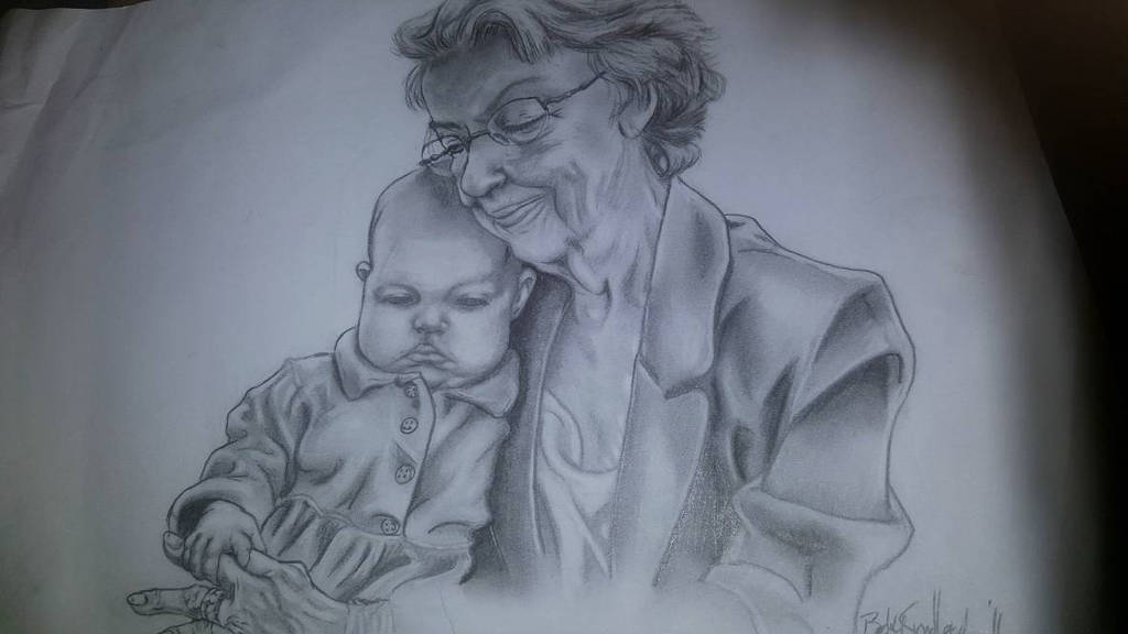 great grandchild 1 by Camsdragon