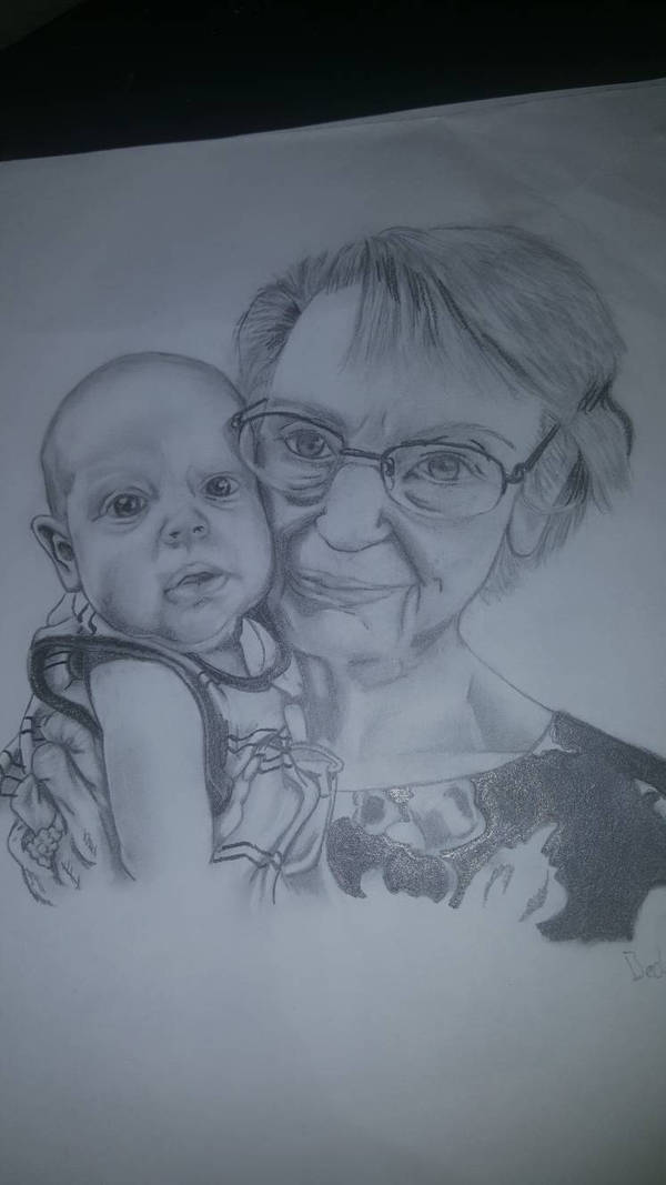 great grandchild 2 by Camsdragon