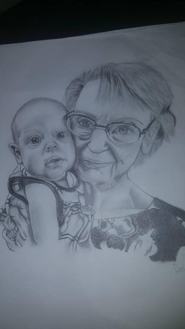 great grandchild 2