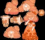 Orange Sapphire (SUOC)