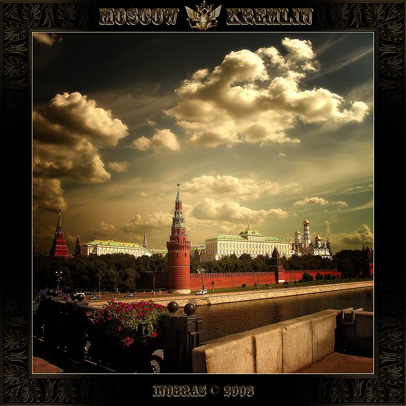 Moscow Kremlin by inObrAS