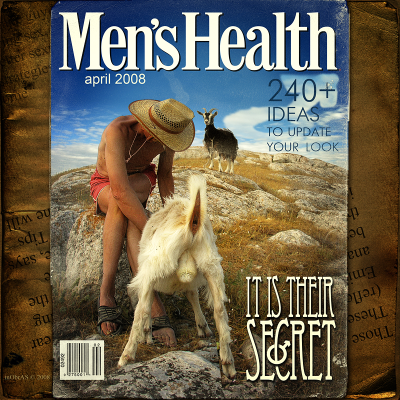 Men's Health by inObrAS