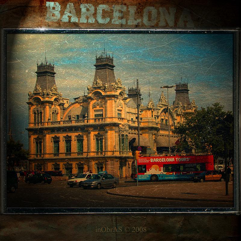 Barcelona by inObrAS