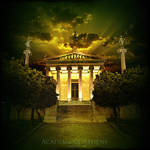 Academy of Athens by inObrAS