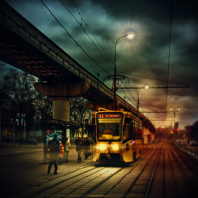 Moscow Tram