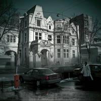 Svyatopolk House in Moscow by inObrAS