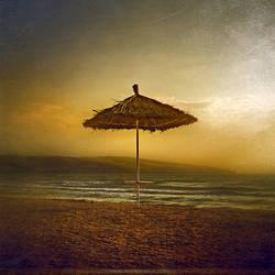 Senseless Morning Umbrella by inObrAS
