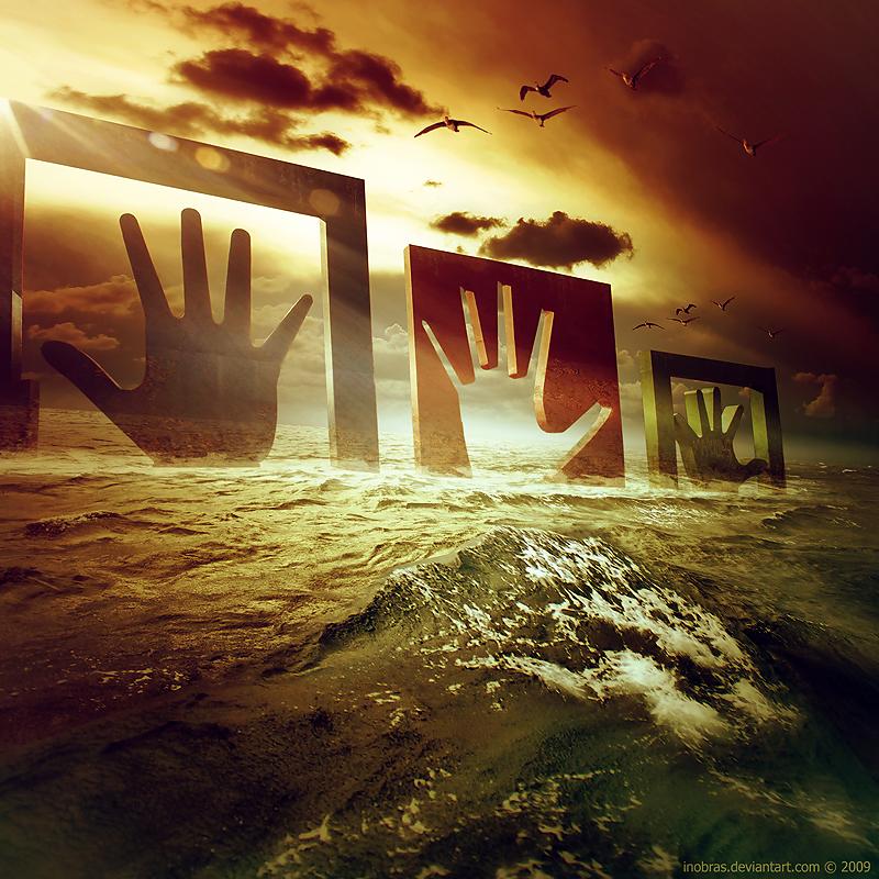High Five Atlantis by inObrAS