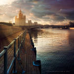 The Moscow Saga by inObrAS