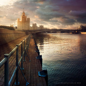 The Moscow Saga