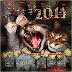 Happy Cats Year