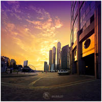The Golden Night by inObrAS