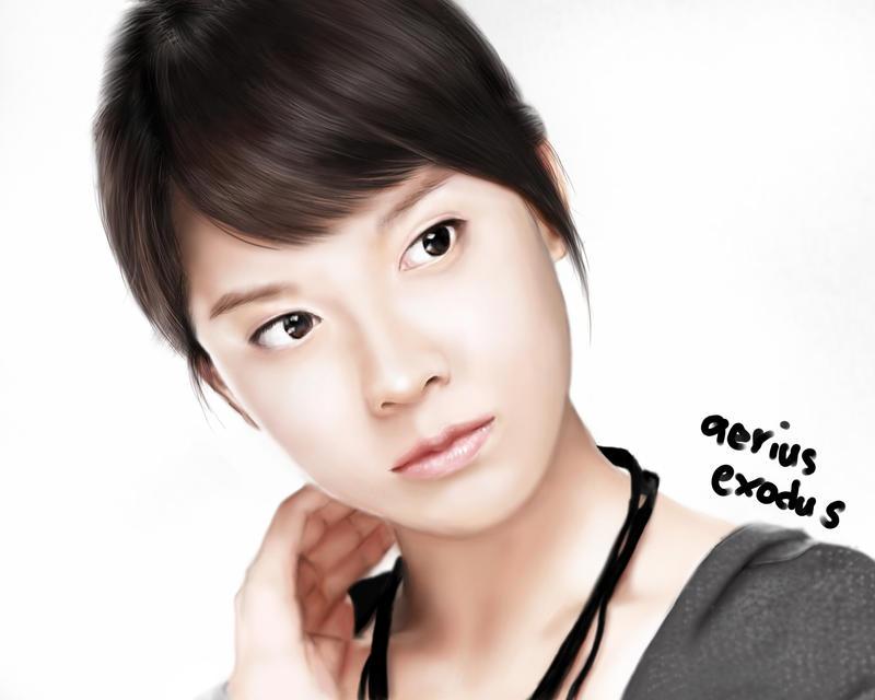 Song Ji Hyo - Mong ji by aeriusexodus