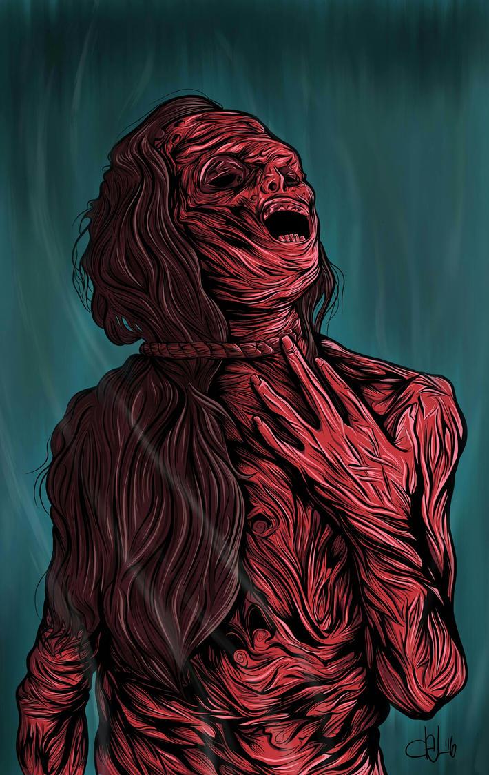 Crimson Peak by BeeJayDeL