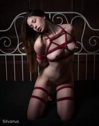Elle Beth Bound by SilvanusArt