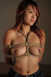 Ray Chest Bondage by SilvanusArt