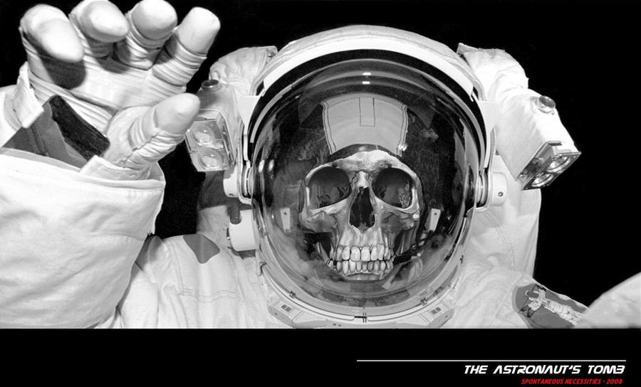 The Astronaut's Tomb by TiredJadedSoul on DeviantArt