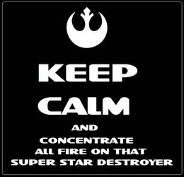 Rebel Morale Poster