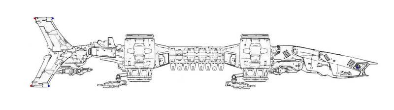 Heavy Lift Aerial Transport HLAT