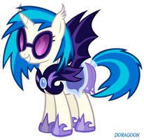 Bat DJ PON 3 by Doragoon