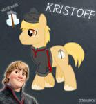 Kristoff Pony From Frozen