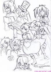MSS - Alice in Wonderland Parody