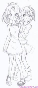 Kuro to Shiro