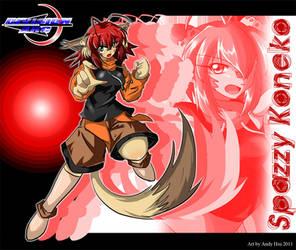 In the Fight: Neko Punch by AzureRat