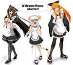 Honey Sweethearts -Maids-