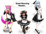 SpicyHearts -Maids-