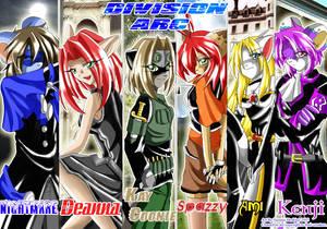 Division Arc -wallpaper- by AzureRat