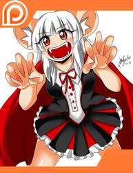 Vampire Halloween by AzureRat