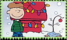 Charlie Brown Christmas Stamp by faery-dustgirl