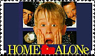 Home Alone Stamp by faery-dustgirl