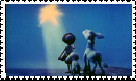 The Little Drummer Boy Stamp2 by faery-dustgirl
