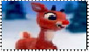 Rudolph Stamp2 by faery-dustgirl