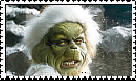 The Grinch Stamp2 by faery-dustgirl