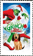 The Grinch and Max Stamp by faery-dustgirl