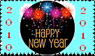 Happy New Year Stamp2 by faery-dustgirl