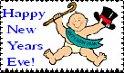 Happy New Year Stamp by faery-dustgirl