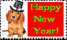 Happy New Year Stamp9 by faery-dustgirl