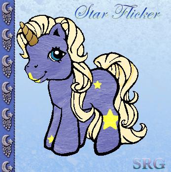 Star Flicker by faery-dustgirl