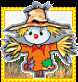 Cute Scarecrow by faery-dustgirl