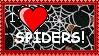 I Love Spiders by faery-dustgirl