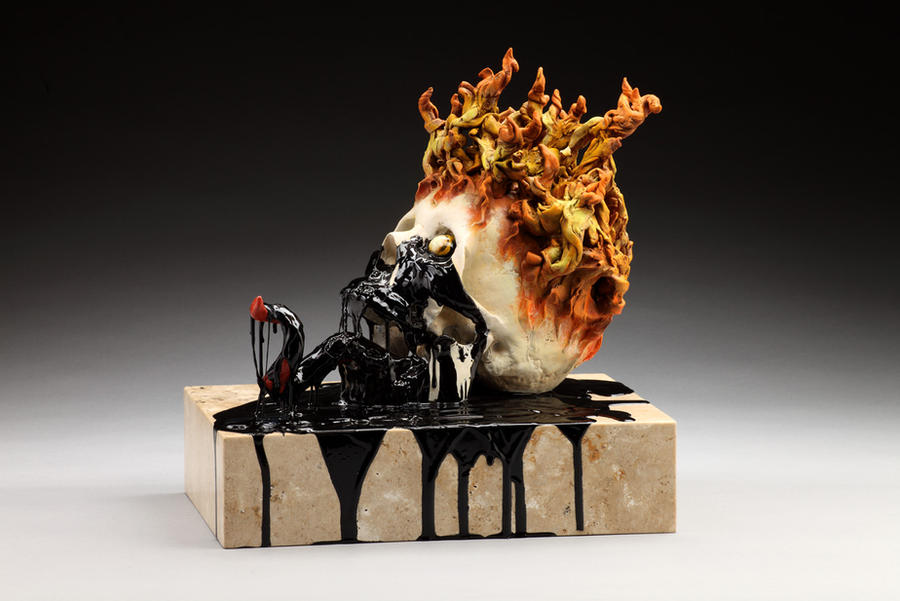 Oil and Fire 1