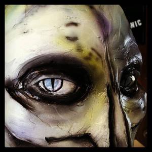 Paint Progress Christopher Carrion 2